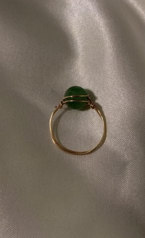 An example of a ring created by Madison Zirbel.